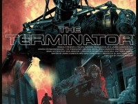 Stan & Vince The Terminator Movie Poster Release By DaVinci's Dreams