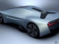 Mercedes ELK electric concept on