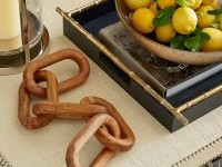 Wood Chain Object | Williams-Sonoma