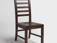 Distressed Wood Donnovan Dining Chairs Set of 2 | World Market