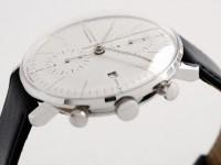 Junghans Max Bill Chronoscope watch | watches | Pinterest