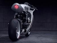 Huge Moto Mono Racr Motorcycle | Uncrate