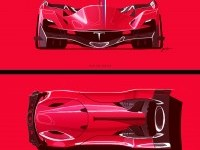 TESLA: LE MANS 2030 on