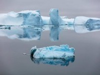 Antarctic Reflections by Julieanne Kost
