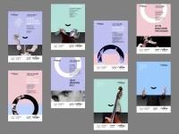 Opéra Saint-Étienne 2016 - Brand Design | Abduzeedo