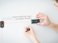 Piko - Aligning and measuring tool for Bosch on