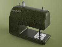 A Chic Twist on the Sewing Machine | Yanko Design