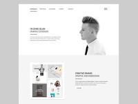 Freelancer Portfolio by Zihad