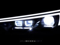 Opel Insignia Grand Sport - Timeline