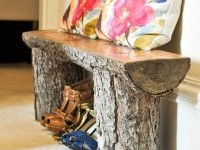 15 DIY Wood Log Ideas for your Garden Decor | 1001 Gardens