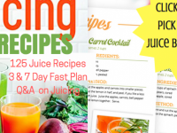 Juice Recipes Colorado - Find YourSelf Healthy
