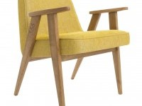 366 armchair LOFT Mustard