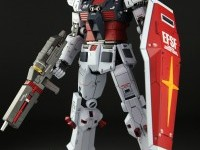 GUNDAM GUY: MG 1/100 Full Armor Gundam [Thunderbolt] + Weapon Hanger Set - Customized Build