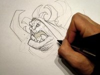 ArtStation - Gul'dan, AJ Nazzaro