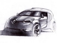 renault concept sketch - Google Search