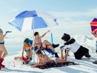 I'm Siberian: Fabulous White Beaches of Siberia by Alexey Lovtsov