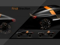 Ford Bronco Concept (Internship Project 2014) on