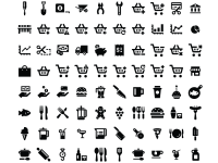 650 Free Glyph Icon Pack - Free Design Resources