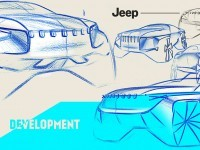 JEEP FUNN lifestyle suv concept for 2 on