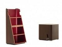 Cerruti Baleri Scalo Modern Stool & Step Ladder Modern Design