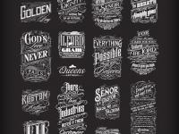 Tomasz Biernat | Typography | Logo | Design — Typography | Logo | Set ?2