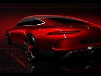 Mercedes-AMG GT Concept: a cross-town rival to the Porsche Panamera by CAR Magazine