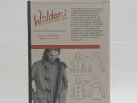 Walden by Colette Patterns - Albion Coat – Thread Theory