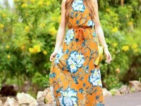 Marilyn's Closet - FASHION BLOG: Spring Maxi Dress