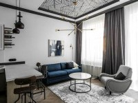 Interjero Architektura Apartment Renovation in Vilnius Old Town - InteriorZine
