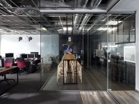 Advertising Agency Office by Cache Atelier - InteriorZine