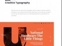 Web Design Trends for 2017 on Inspirationde
