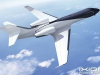 IXION Windowless Jet Concept on