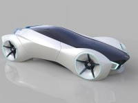 A Battery Powered Beauty | Yanko Design