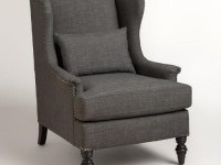 Charcoal Oscar Chair | World Market