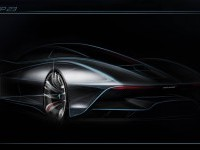 McLaren's New Three-Seat Hybrid Hypercar Will Be the Most Powerful McLaren Yet - The Drive