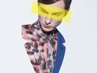Fragmented Pop Art Editorials : modern design on Inspirationde