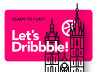 Ready to Play? by Vlad Shagov - Dribbble