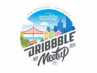 SF Dribbble Meetup @Weebly by Eddie Lobanovskiy - Dribbble