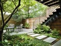 Architect Visit: A Leafy Garden in Park Slope in Brooklyn - Gardenista