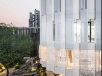 Eight Tenths Garden Wutopia Lab Shanghai China Arts Crafts Museum on Inspirationde