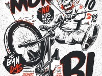 Demon Biker on Inspirationde