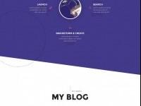 Me – Creative Portfolio & Resume / CV on Inspirationde