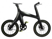bram moens designs 'minimal.bike' to make maximum impact