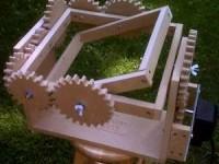 Rotomolder Solsylva CNC Plans