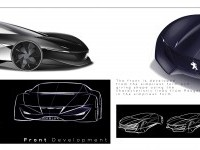 2030 Peugeot Coupe on