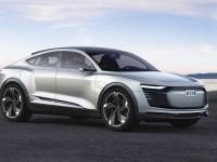 Audi e-tron Sportback Concept - Motorisation électrique assurée par trois moteurs, un pour le train avant et un pour chacune des roues arrière. - Galerie, photo 2/15 - Le Guide de l'auto