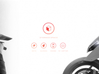 Bee - Electric-Motorcycle - by Kyle Armstrong / Core77 Design Awards