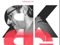 Radio Graphic Poster Design on Inspirationde