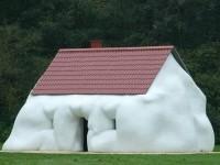 Erwin Wurm's Fat Sculptures | Amusing Planet