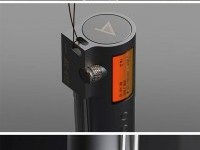 The AK G-12 Earphone charging case also acts as a controller, a screen and even comes with microSD card support, allowing you to play all your musi…   Pinterest